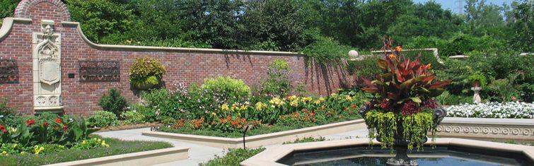 Gentil Lauritzen Gardens   Omaha Botanical Center